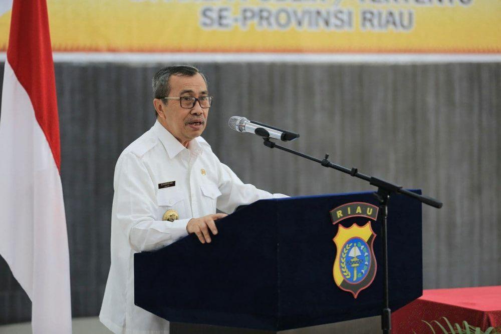 1-4 Juni 2021, Riau Telah Tracing 5.549 Spesimen