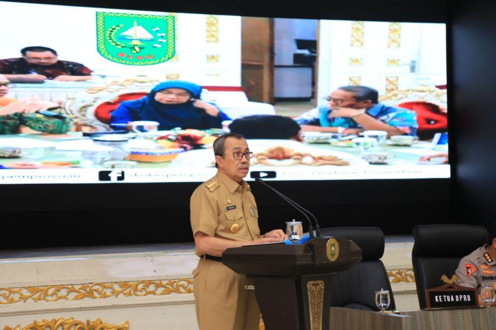 11 Pasien Suspect Corona di Riau Masih Dirawat