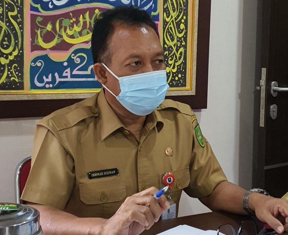 1.500 Peserta Sudah Jalani Ujian SKD CPNS Pemprov Riau