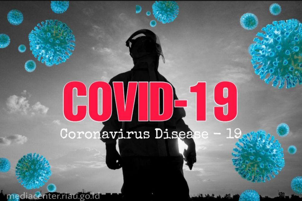 1.667 Warga Riau Terkonfirmasi Positif COVID-19, Pasien Sembuh 909 Orang