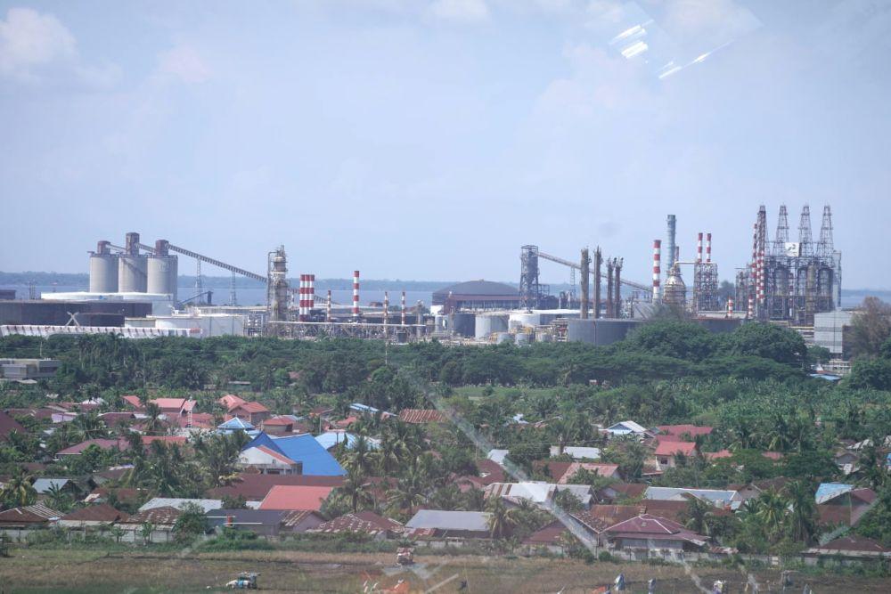 2.834 Proyek Investasi di Riau Serap 28.806 Tenaga Kerja