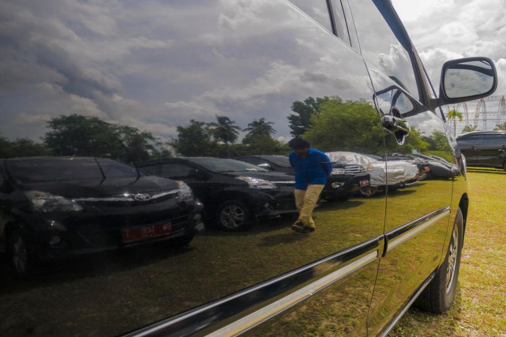 32 Mobil Plat Merah Disebar Pemprov Riau ke Kecamatan Bantu Penanganan COVID-19