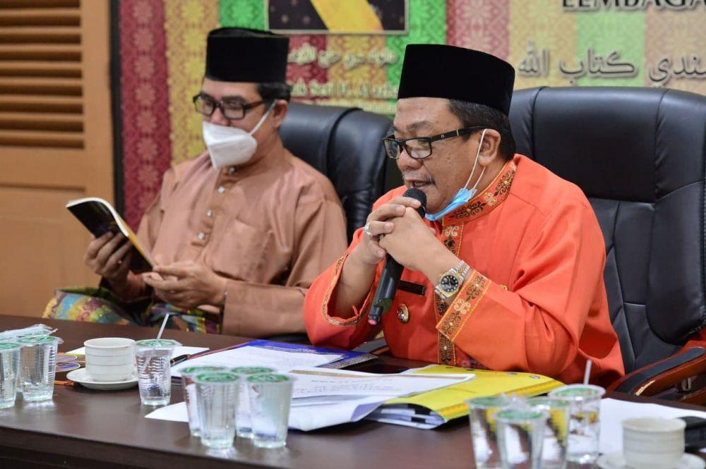 5 Kabupaten/Kota Sudah Terbitkan Perbup/Perwako Penyelenggaraan Mulok BMR, Chairul Riski Targetkan Inhu Urutan ke-6