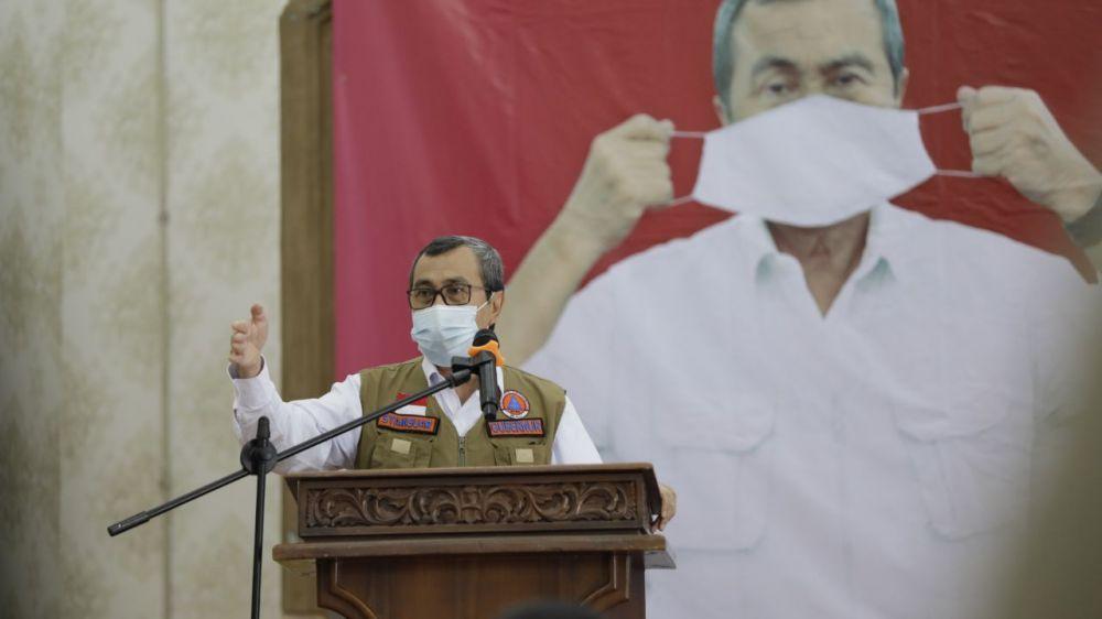 6-17 Mei 2021, Ada Enam Posko Penyekatan Arus Mudik di Riau