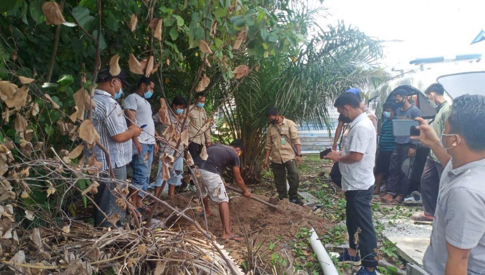 70 Ekor Burung Kacer Dilepasliarkan di Suaka Margasatwa Bukit Batu