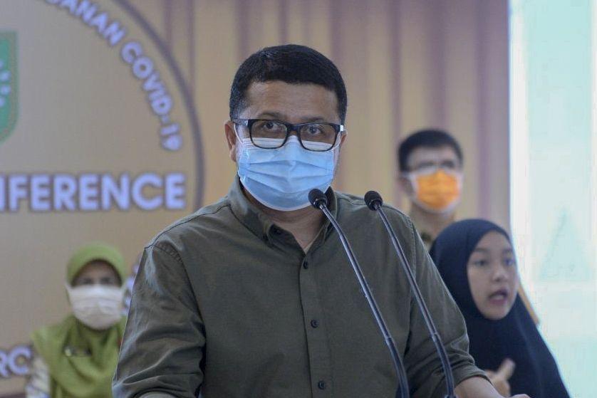 92 Pasien Positif Covid-19 di Riau Telah Dinyatakan Sembuh