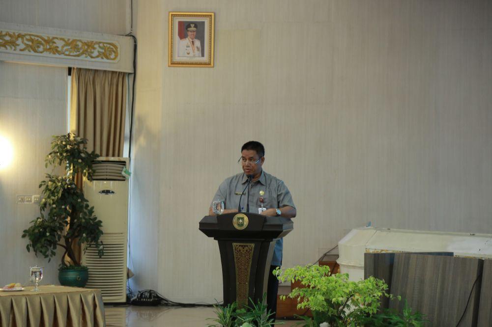 Ahmad Syah Bakal Diperpanjang Jadi Plh