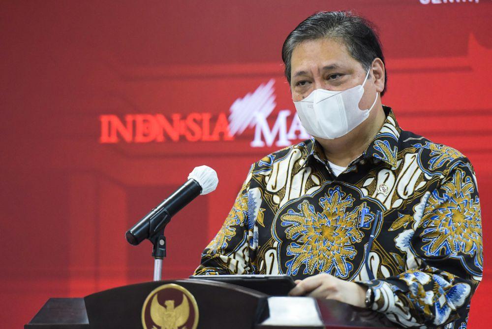 Penanganan Pandemi Terus Membaik, Tidak Ada Provinsi Level 4 di Luar Jawa-Bali