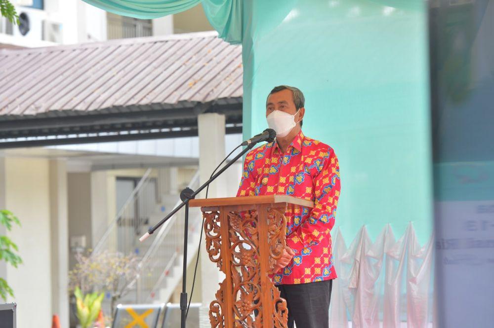 Angka Kesembuhan Covid-19 di Riau 93 Persen, Gubri: Jangan Dulu Berbangga