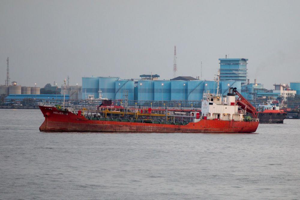 Antisipasi COVID-19, ABK Kapal India Dilarang Turun di Dumai