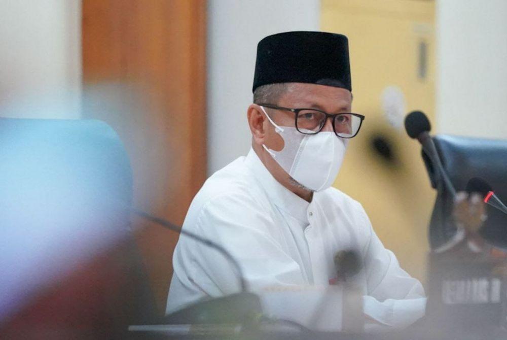 Asisten I Setdaprov Riau Pimpin Rakor Pencegahan & Pengendalian Kebakaran Kebun dan Lahan