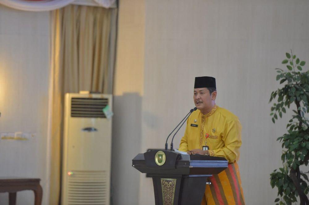 Asisten I Setdaprov Riau: Tindak Lanjut Penanganan Karhutla Sesuai Instruksi Presiden RI