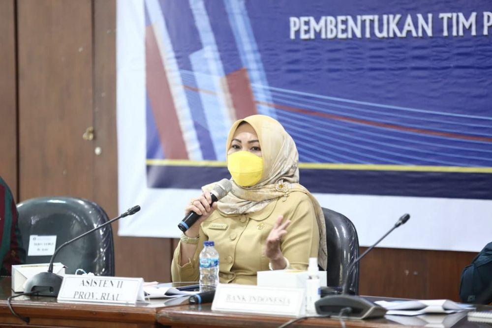 Asisten II Setdaprov Riau Harap Digitalisasi Dapat Perbaiki dan Tingkatkan Perekonomian