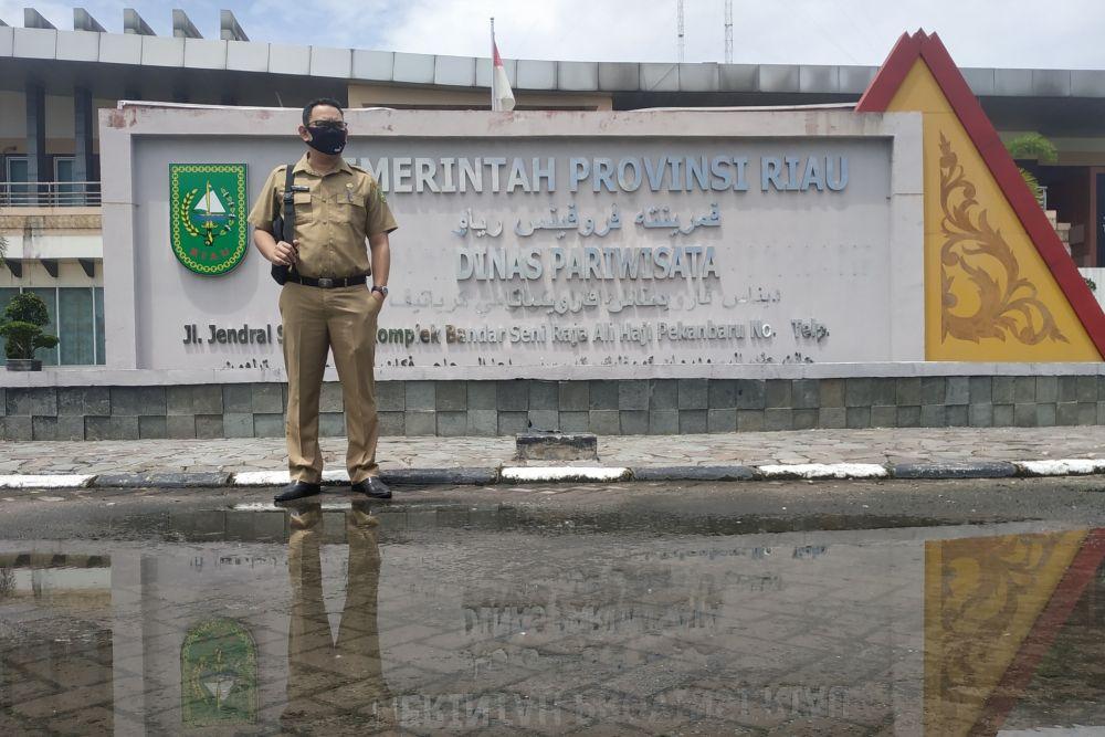 ASN Inspektorat Riau Tuntas Ikuti Talent Pool, Agustus Giliran Disbun
