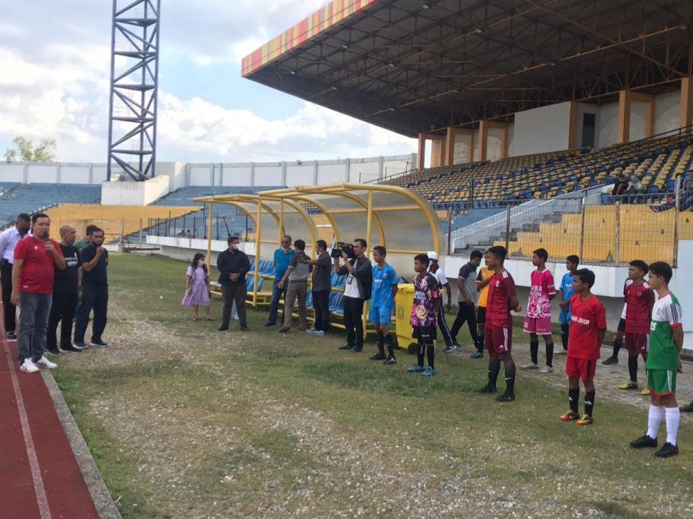 Asprov PSSI Riau Seleksi Pemain Timnas U16, 27 Pemain Lolos