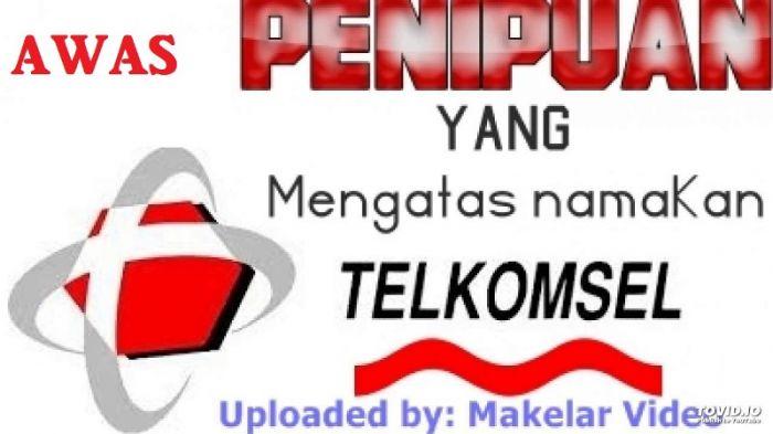Mediacenter Riau Go Id Awas Penipuan Undian Telkomsel Modus