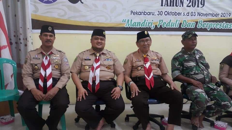 Azaly Djohan Kembali Pimpin Kwarda 04 Riau