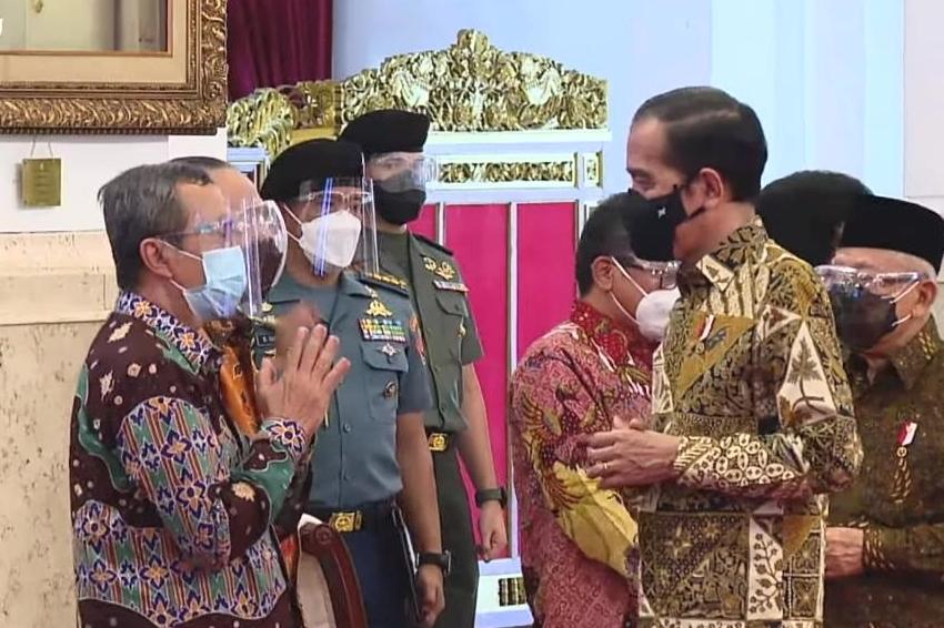 Bahas Karhutla, Presiden RI Ingat Masa Lalu Saat Berkunjung ke Riau dan Kalimantan