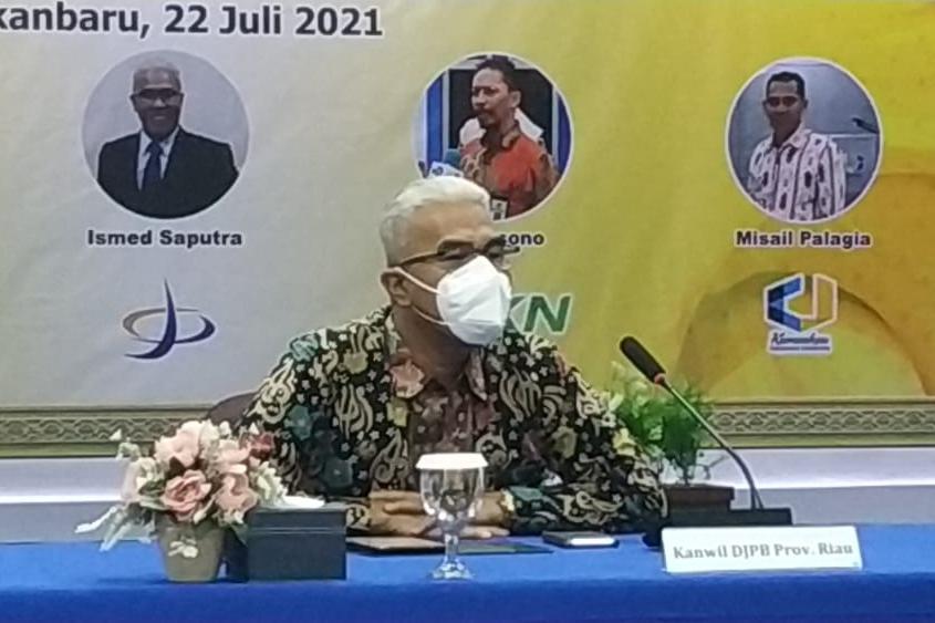 Bengkalis Tertinggi Realisasi TKDD di Riau