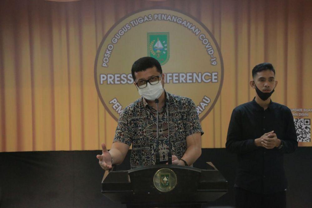 Berikut Sebaran Kasus PDP Baru di 9 Kabupaten dan Kota