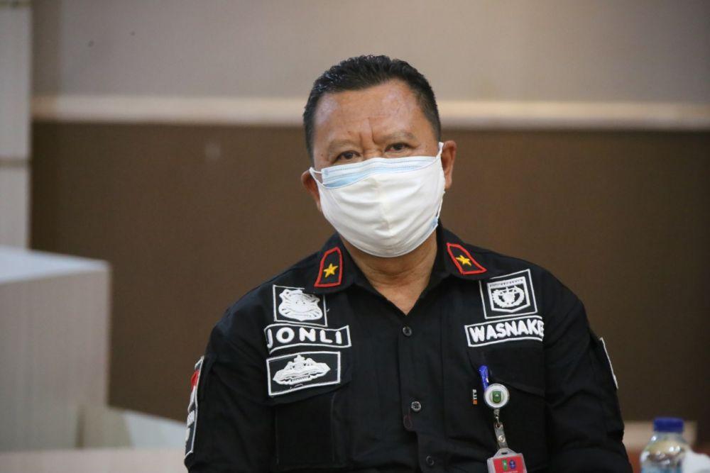 Besok Kadisnakertran Riau H Jonli Dijadwalkan Dilantik Sebagai Pj Wali Kota Dumai