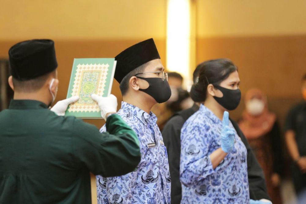 BKD Riau Tunggu Petunjuk Teknis Terkait Rekrut ASN
