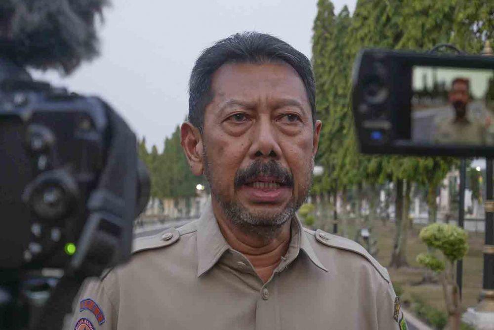 BPDB Riau Dapat Bantuan Alat Monitoring Karhutla Dari BNPB