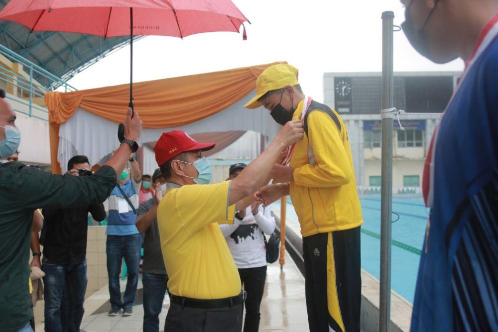 Buka Kejurda Renang, Pj Sekda Riau : Ini Membangkitkan Gairah Olahraga