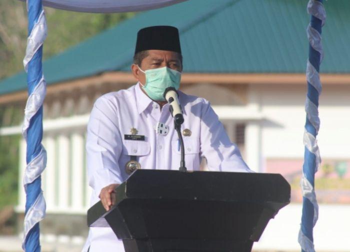 Bupati Siak Imbau Warga Tidak Salat Idul Fitri di Lapangan dan Masjid