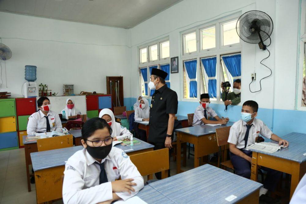 Cegah Corona, Pemprov Riau Antisipasi Klaster Sekolah