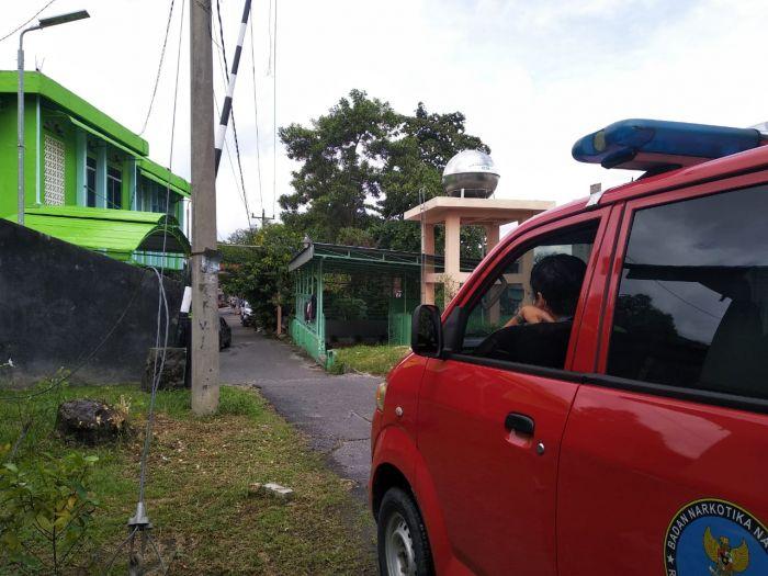 Cegah Peredaran Narkoba, BNNP Riau Siapkan Mobil Patroli Stanby di Kampung Dalam dan Panger