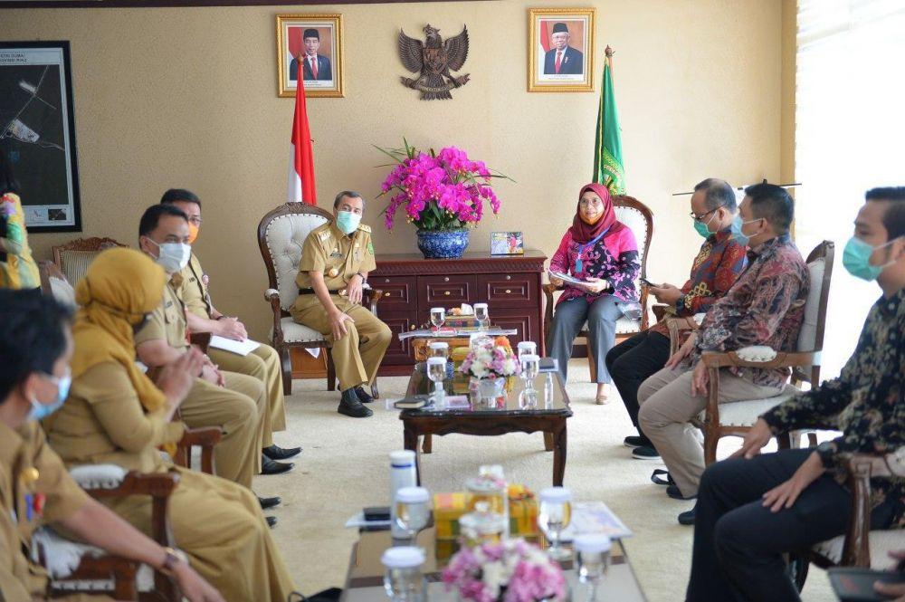 Covid-19 dan Karhutla Jadi Tugas Besar Pemprov Riau