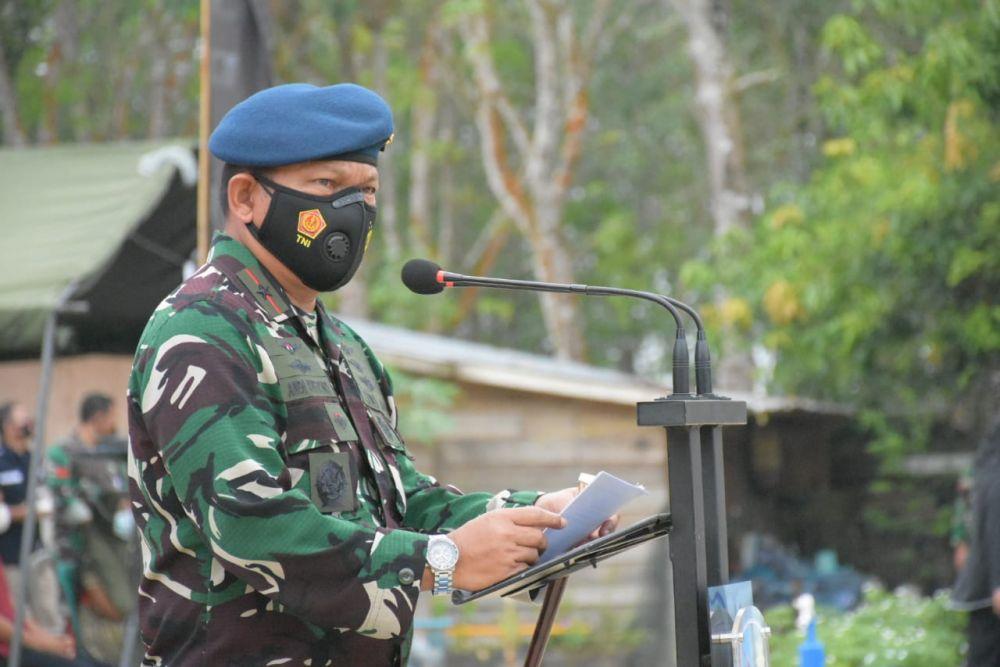 Danlanud Roesmin Nurjadin : Bhakti Sosial TNI AU Bentuk Sinergitas dan Soliditas TNI dengan Masyarakat