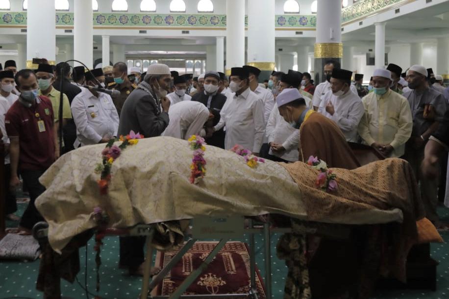 Danrem 031/WB : Datuk Seri Al Azhar Sosok Tokoh Panutan