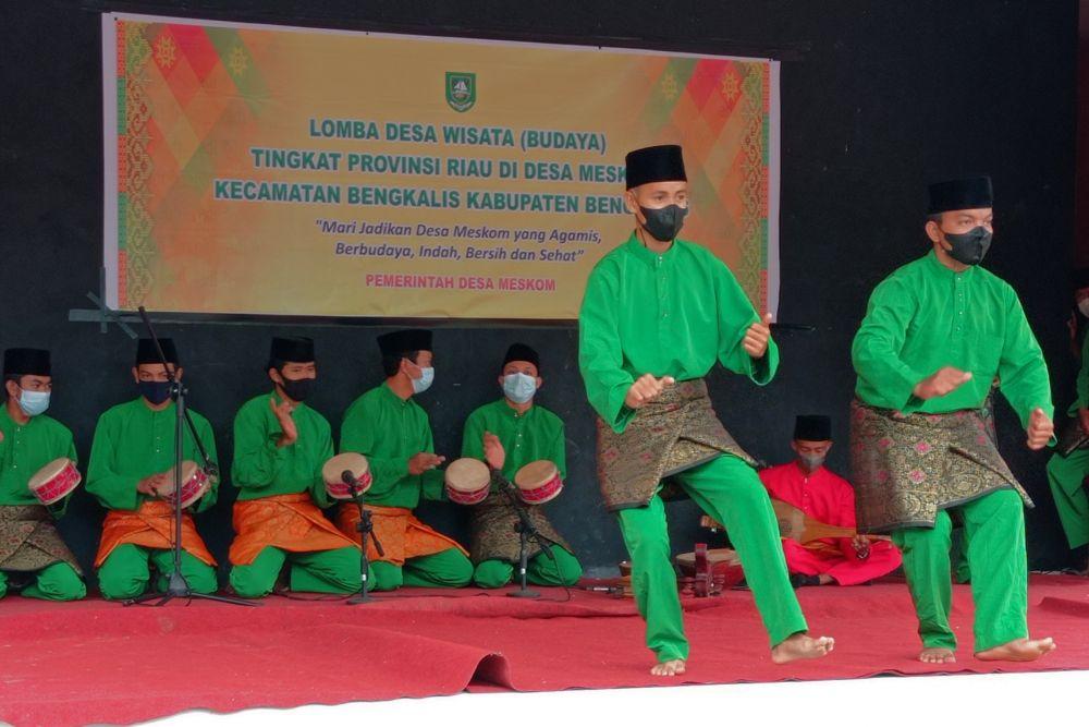 Dimasa Pandemi, Bidang PSDP Dispar Riau Ajak Kelompok Sadar Wisata  Melek Digital