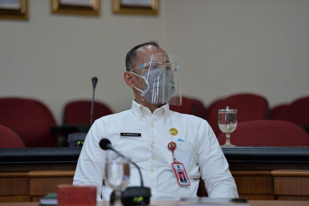 Dinas PUPR PKPP Anggarkan Rp 30 M Untuk Finishing Masjid Raya Provinsi Riau