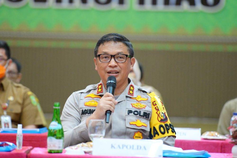 Dipersenjatai Alat Canggih, Polda Riau Buru Pelaku Narkoba