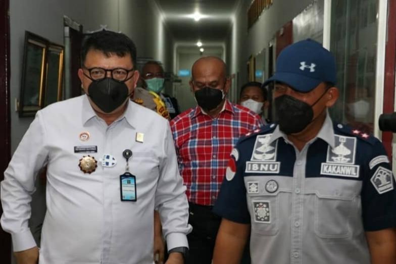 Dirjen Pas Sebut Blok Pengendali Narkoba di Riau  Bisa Jadi Contoh di Indonesia