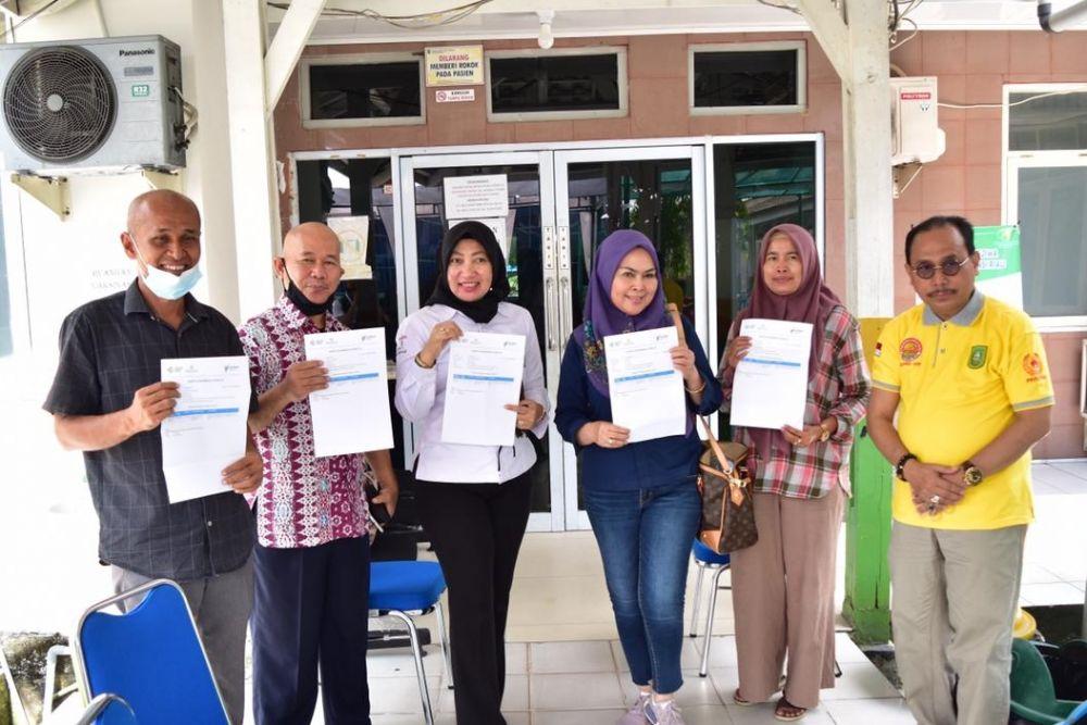 Dispar Riau Fasilitasi Vaksinasi Covid-19 Kepada Pelaku Pariwisata