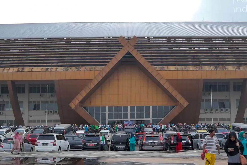 Dispora Riau Fokuskan Pengelolaan Dua Stadion Ini