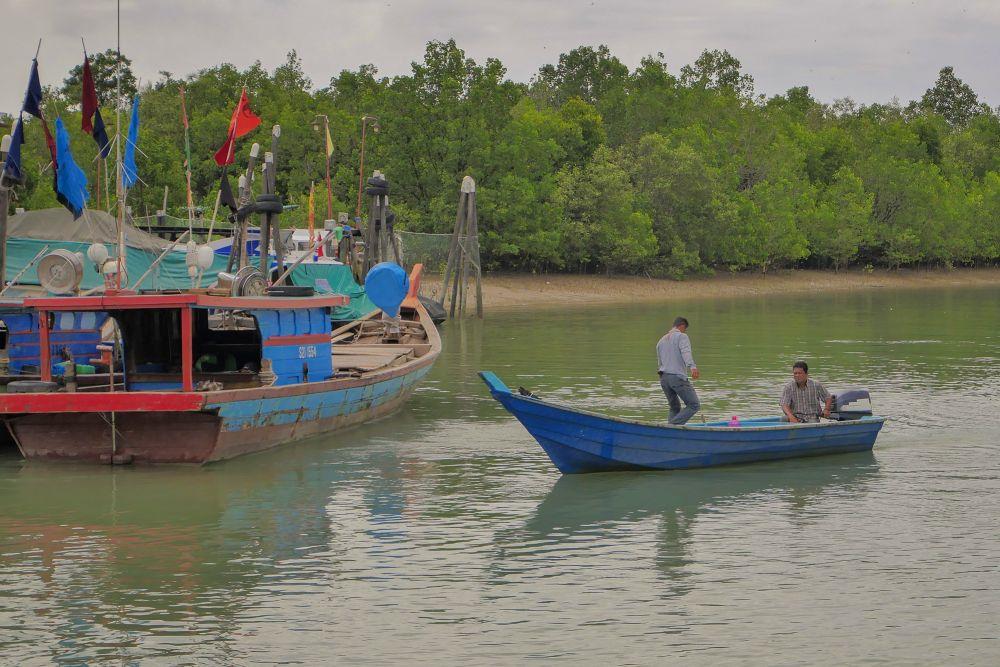 Ditargetkan November, Pemprov Riau Salurkan Bantuan 51 Kapal Nelayan