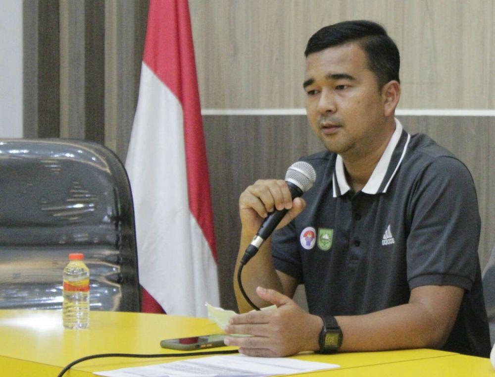 Ditengah Pandemi Covid-19, Dispora Riau Kembangkan Kewirausahaan Muda