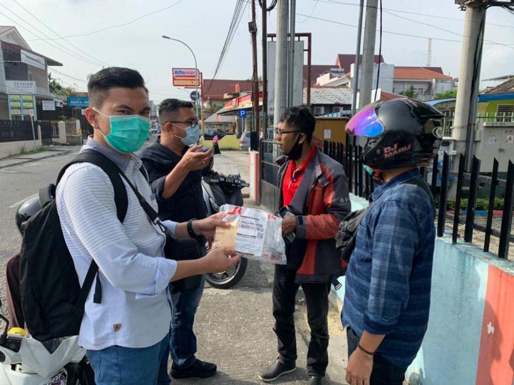 Ditreskrimsus Polda Riau Tangkap Pelaku Usaha Obat dan Kosmetik Ilegal