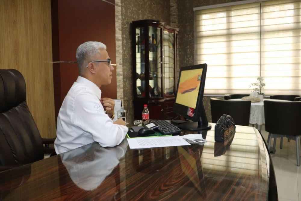 DJPb Riau Launching Aplikasi E-Konfirmasi