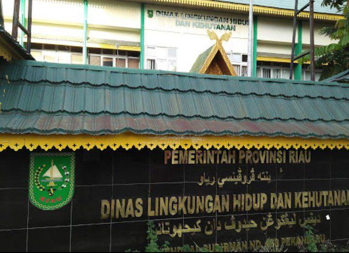 DLHK Riau Siapkan 15 Regu Padamkan Karhutla