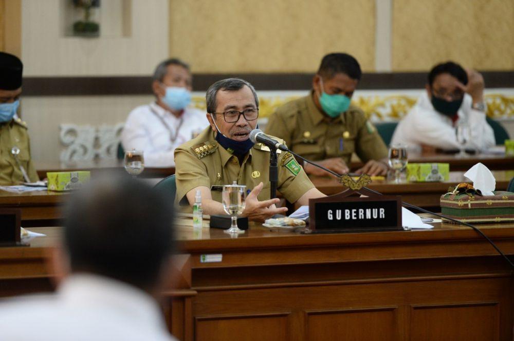 DPD RI kawal Blok Rokan, Gubernur Riau Apresiasi Peran DPD