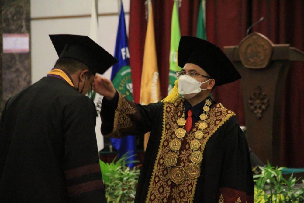Dr. Junaidi Jabarkan Prestasi dan Kemajuan Unilak di Masa Pandemi