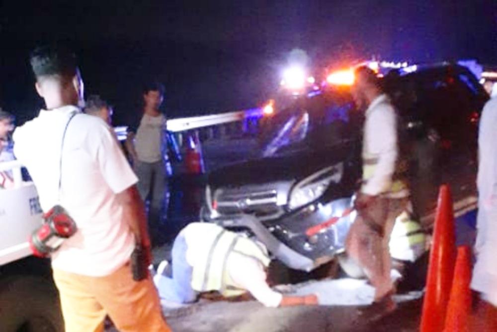Dua Hari Beruntun, Kecelakaan Terjadi di Jalan Tol Pekanbaru-Dumai