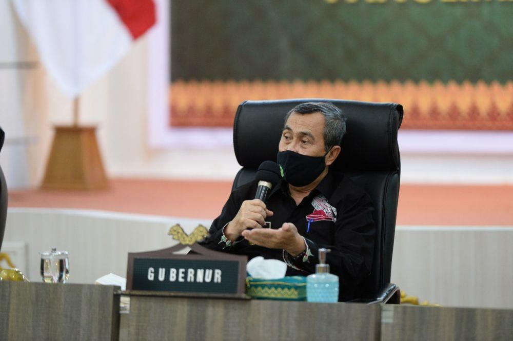 Dua Kementerian akan Melakukan Perluasan Lahan Pangan di Riau