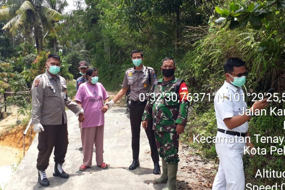 Dua ODGJ Merayau, Wakil Gubernur Riau Minta Dinsos dan RSJ segera Jemput